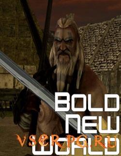 Постер игры Bold New World