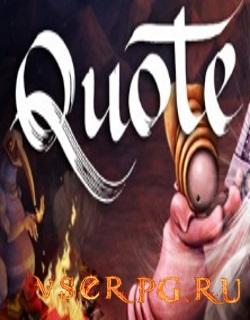 Постер игры Quote (2017)