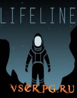 Постер игры Lifeline (2017)