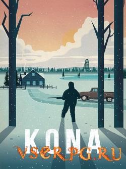 Постер игры Kona