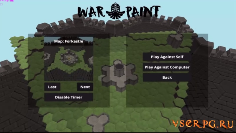 Warpaint screen 1