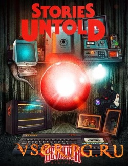 Постер игры Stories Untold