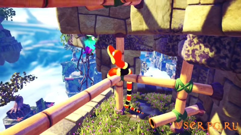 Snake Pass screen 1