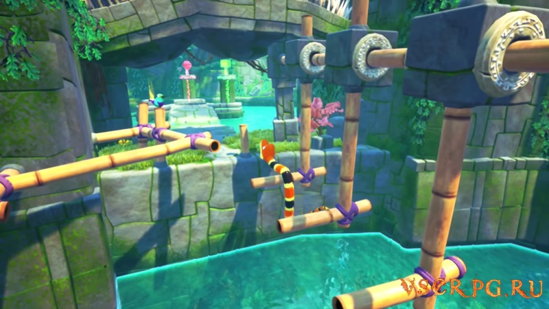 Snake Pass screen 2