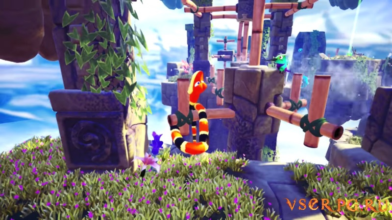 Snake Pass screen 3