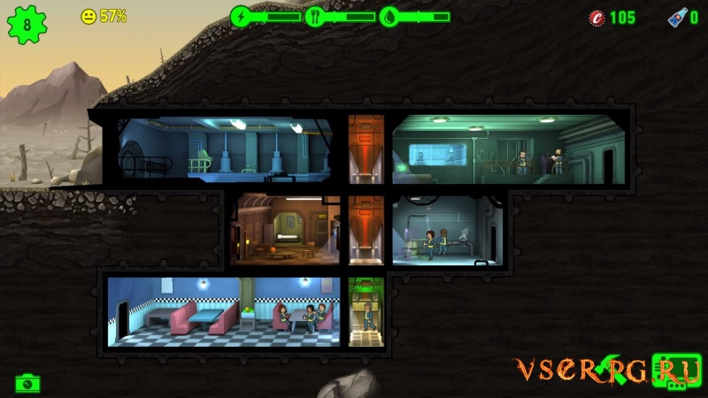 Fallout Shelter [PC] screen 1