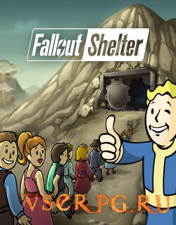 Постер игры Fallout Shelter [PC]