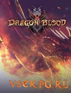 Постер игры Dragon Blood (2017)