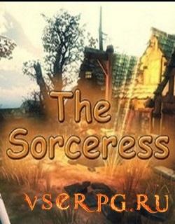 Постер игры The Sorceress