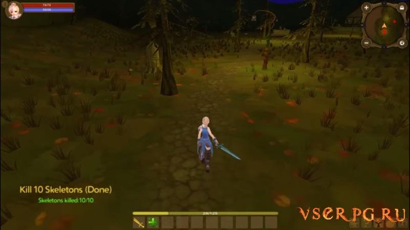 The Sorceress screen 3