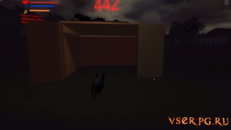 Cat survival screen 2