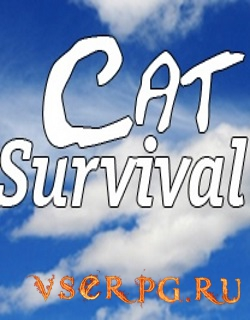 Постер игры Cat survival