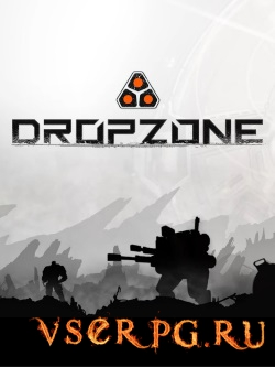 Постер игры Dropzone