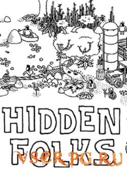 Постер игры Hidden Folks