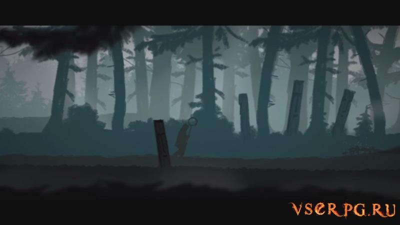 The Mooseman / Человеколось screen 1