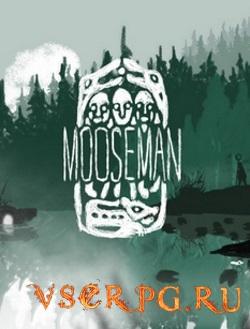 Постер игры The Mooseman / Человеколось