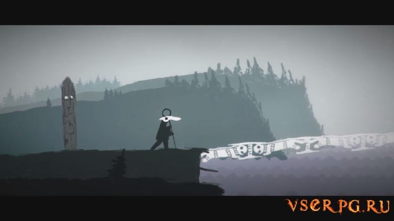 The Mooseman / Человеколось screen 2