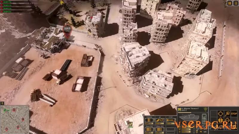 Syrian Warfare / Сирия: Русская буря screen 2