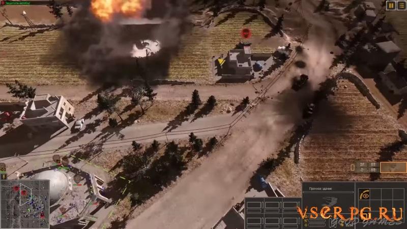 Syrian Warfare / Сирия: Русская буря screen 3