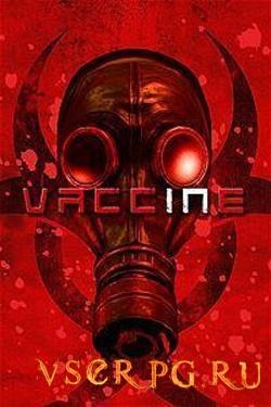 Постер игры Vaccine