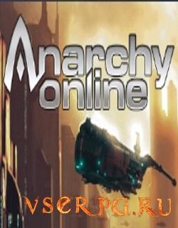 Постер игры Anarchy Online