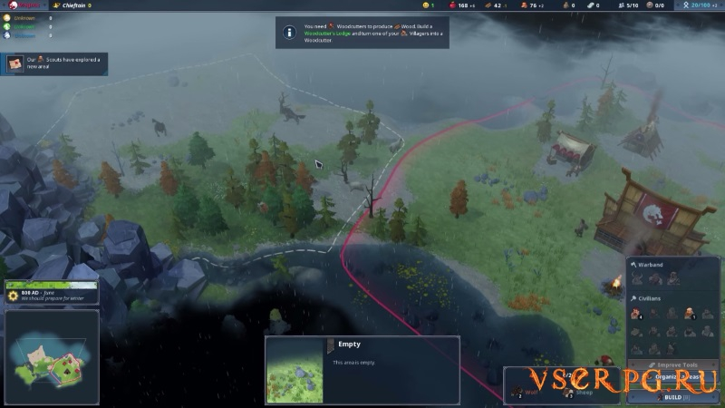 Northgard screen 1