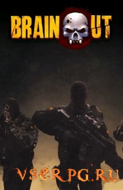 Постер игры BRAIN / OUT