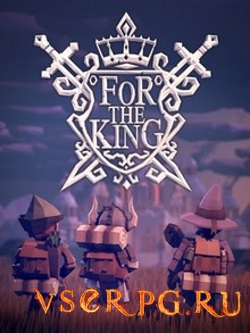 Постер игры For The King (2017)