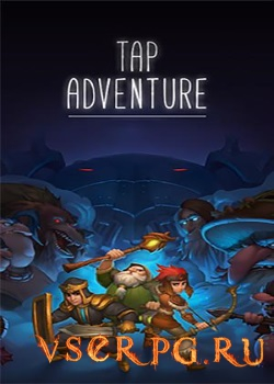 Постер игры Tap Adventure Time Travel