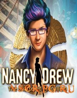 Постер игры Nancy Drew The Shattered Medallion / Нэнси Дрю и расколотый медальон