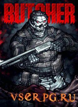 Постер игры BUTCHER
