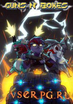 Постер игры Guns N Boxes