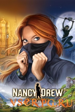 Постер Nancy Drew The Silent Spy / Нэнси Дрю и Безмолвный шпион
