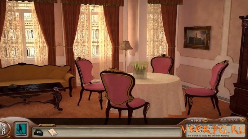 Nancy Drew The Silent Spy / Нэнси Дрю и Безмолвный шпион screen 2