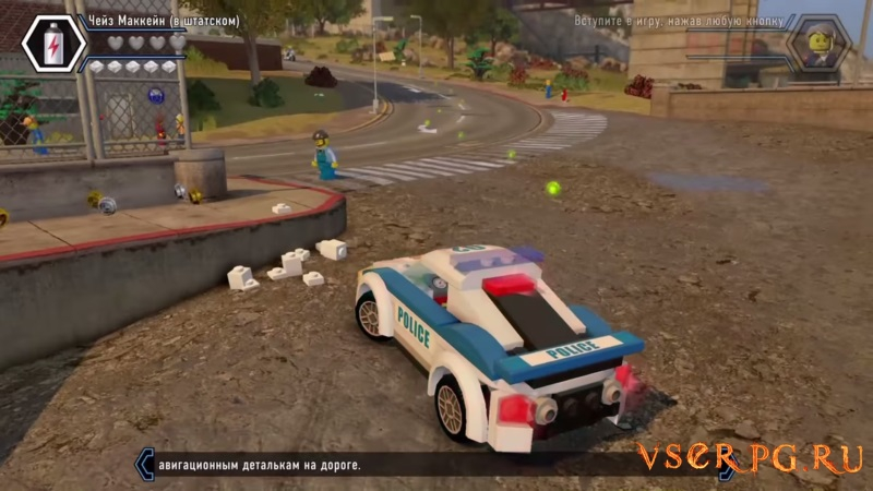 LEGO City Undercover screen 3