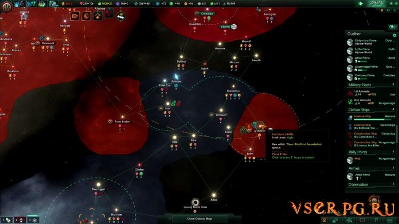 Stellaris Utopia screen 3