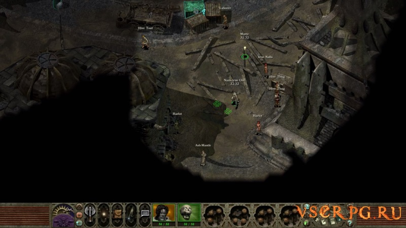 Planescape Torment Enhanced Edition screen 3