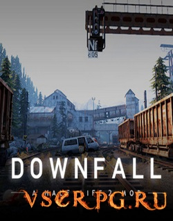 Постер игры Half-Life 2 DownFall
