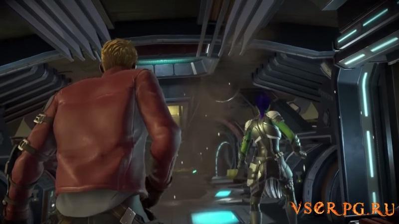 Marvel's Guardians of the Galaxy: The Telltale Series / Стражи Галактики (игра) screen 3