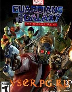 Постер игры Marvel's Guardians of the Galaxy: The Telltale Series / Стражи Галактики (игра)