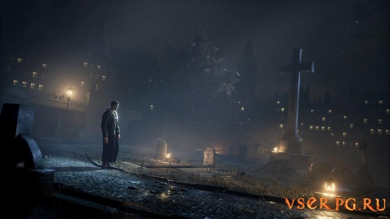 Vampyr screen 1