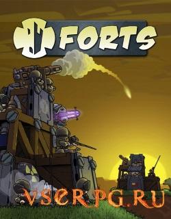 Постер игры Forts