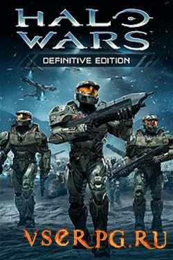 Постер игры Halo Wars: Definitive Edition