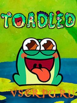 Постер игры Toadled