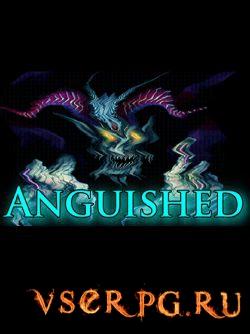 Постер игры Anguished
