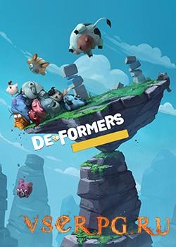 Постер игры Deformers
