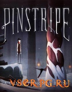 Постер игры Pinstripe