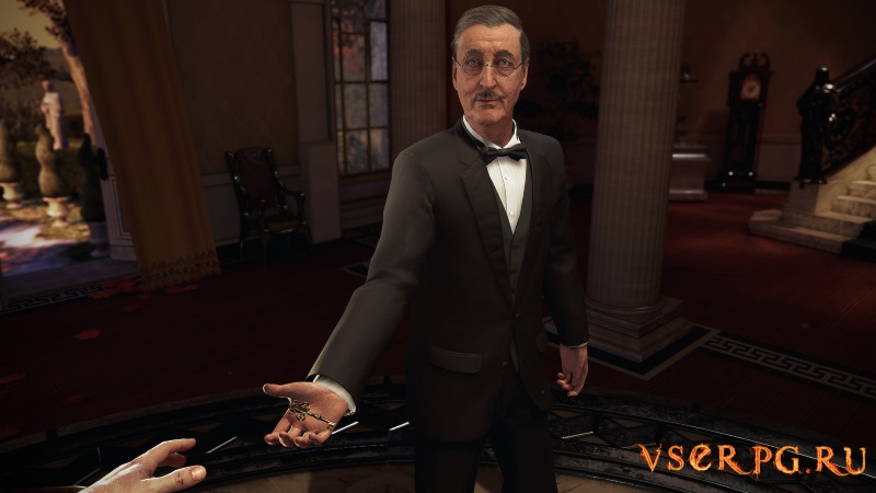 Batman Arkham VR screen 2
