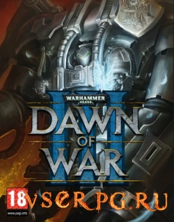 Постер игры Warhammer 40,000 Dawn of War III