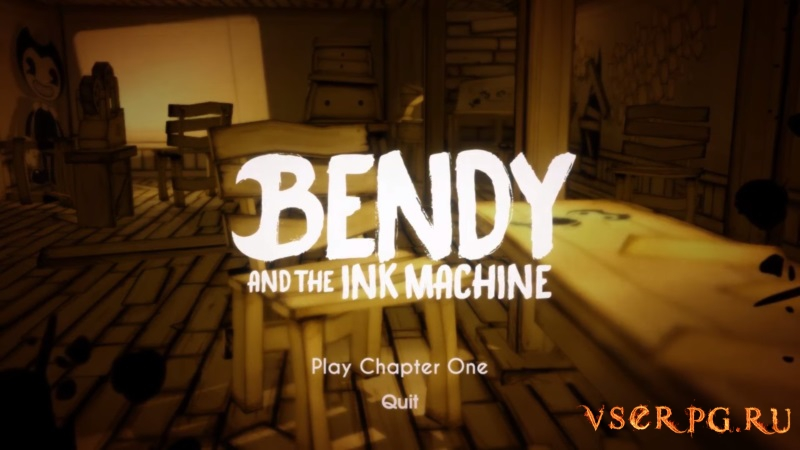 Bendy and the Ink Machine screen 1